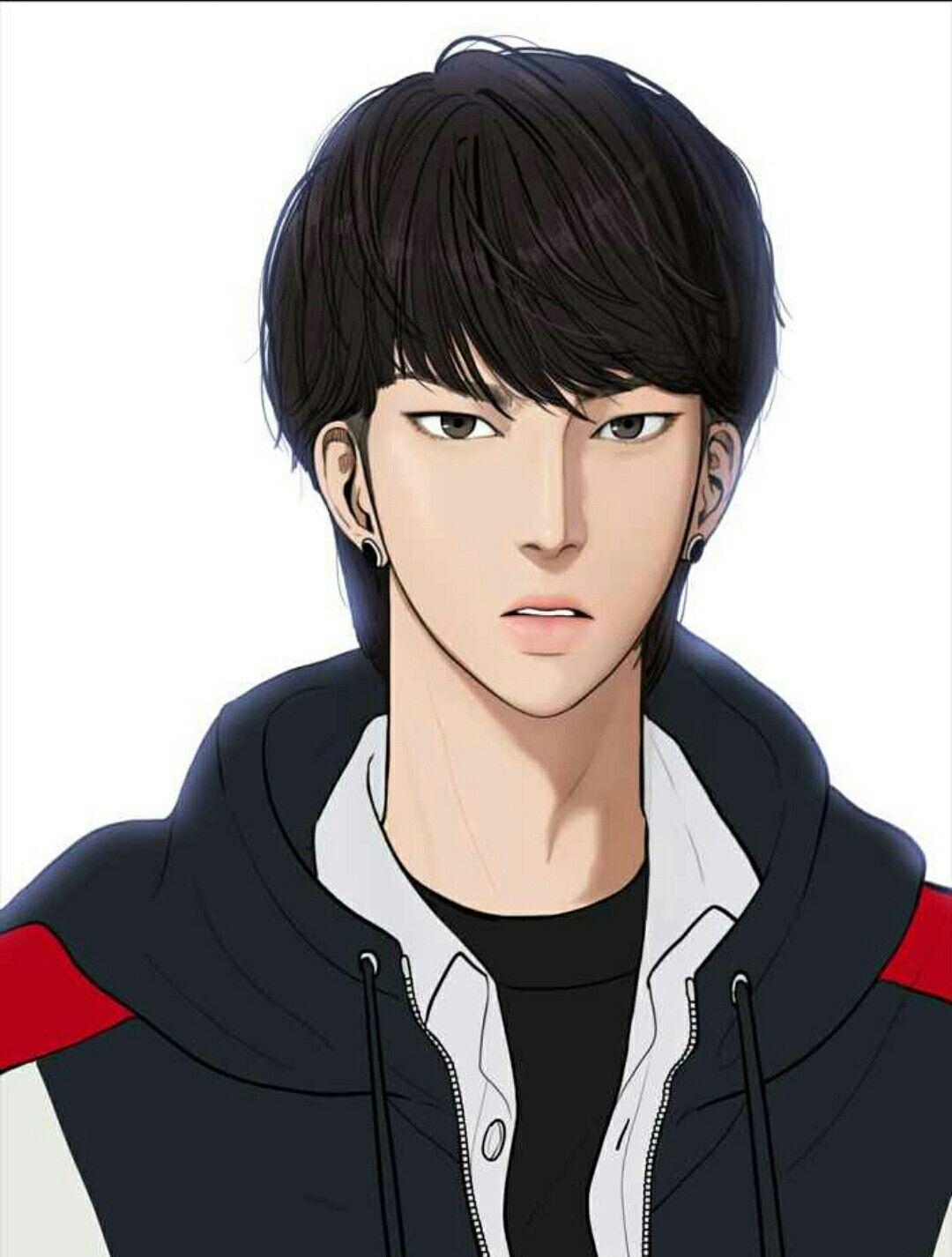 Seojun Han From Webtoon True Beauty The Secret Of Angel By Yaongyi Animasi Baju Anak Anak