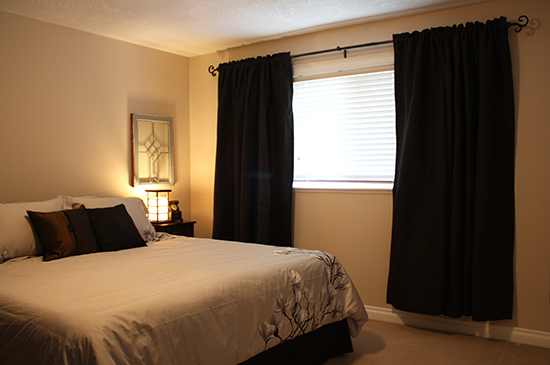 Long Or Short Bedroom Curtains | Homeminimalis.com | curtains ...