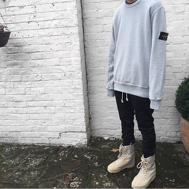 Ways to Wear: Adidas Yeezy 950 Boots | Style | Mens fashion