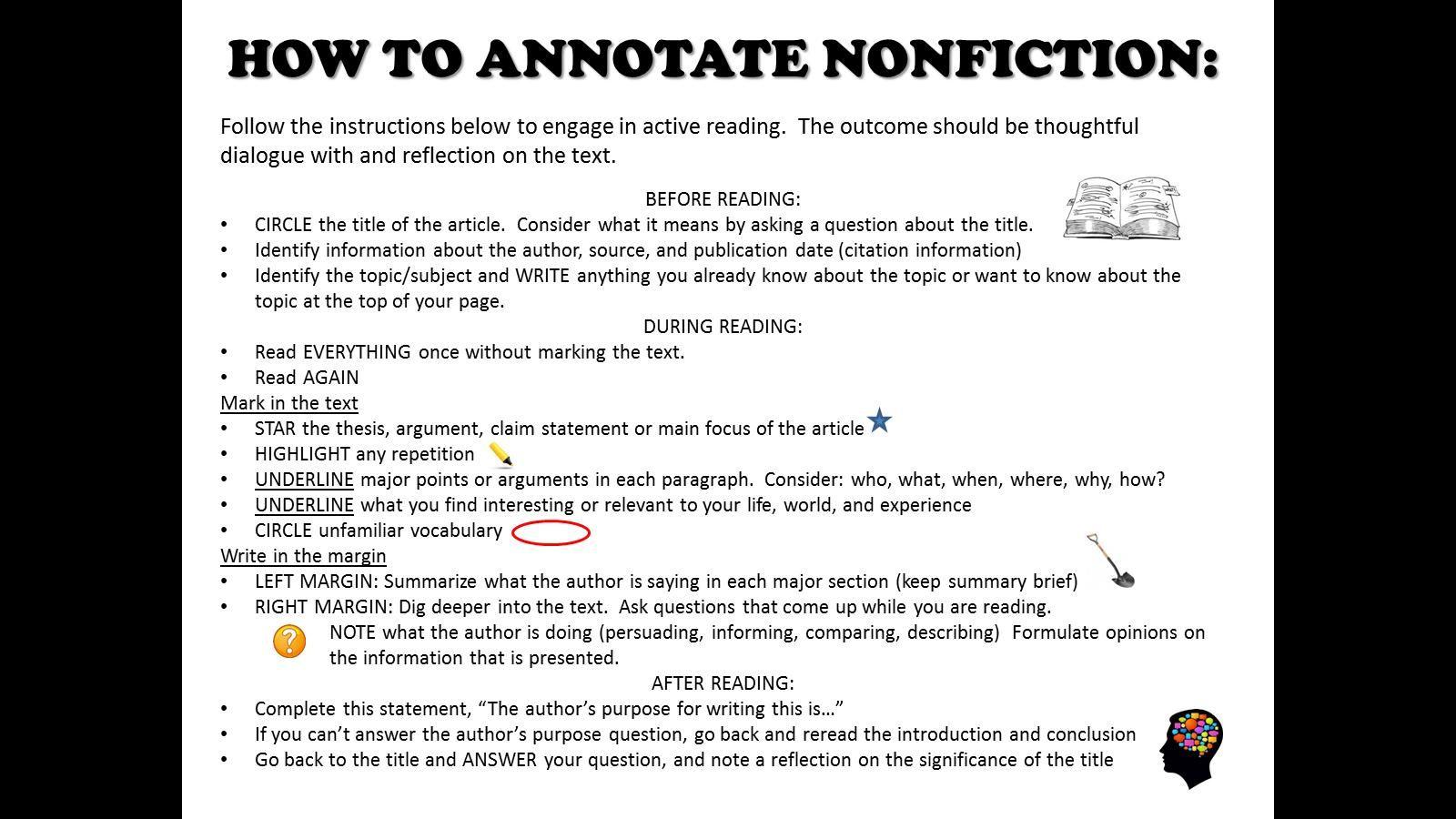 Close reading essay examples