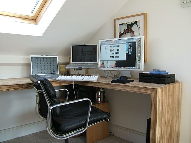 Delightful Home Office   9 Smart Ways To Be More Productive