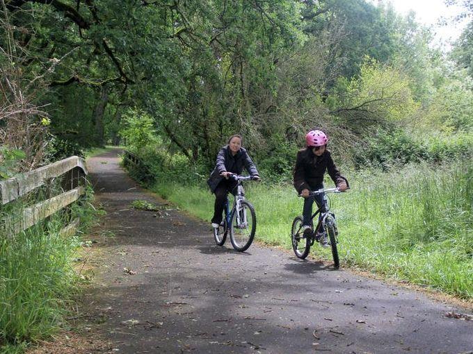 Best family-friendly bike rides near Salem  No  1 — Champoeg