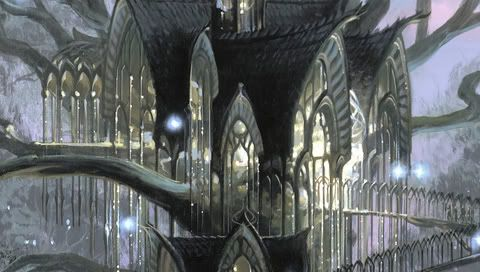 Avalain has only visited the fair city of Lothlorien thrice, each time to visit her grandmother, Galadriel. She has never gone without her father, Lord Elrond, or Arwen, however...