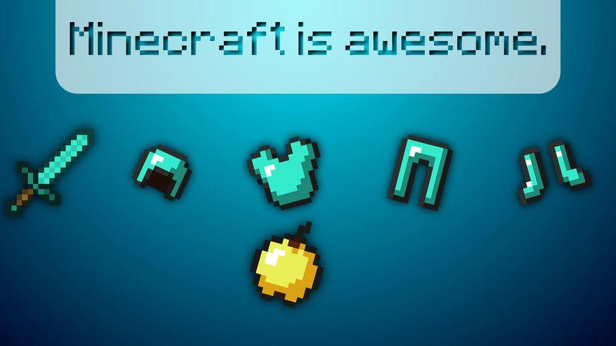 Minecraft Wallpaper Mac Herobrine