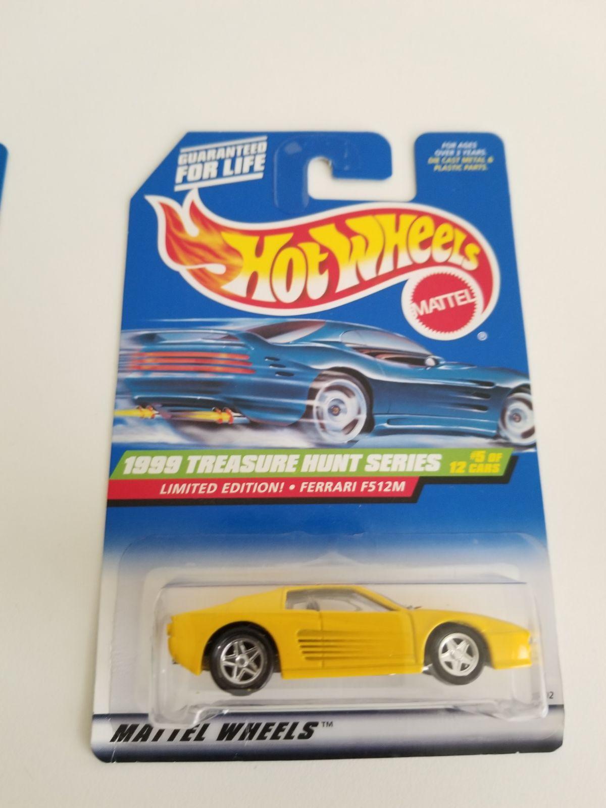 Hot Wheels Treasure Hunt Ferrari 512m Comes Shipped In Protector Pack Hot Wheels Treasure Hunt Custom Hot Wheels Hot Wheels
