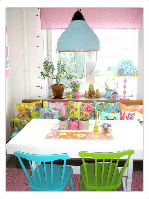 Cute dining area