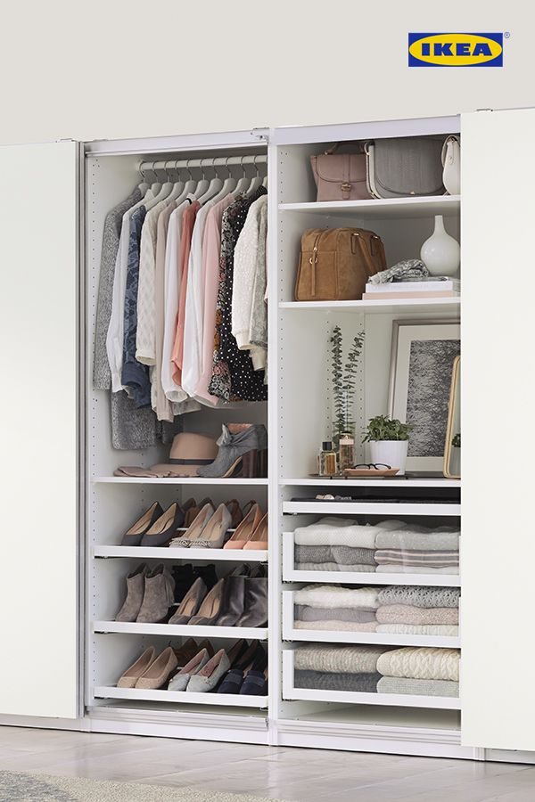 Rangements Chambre A Coucher Armoire Penderie Idee Deco