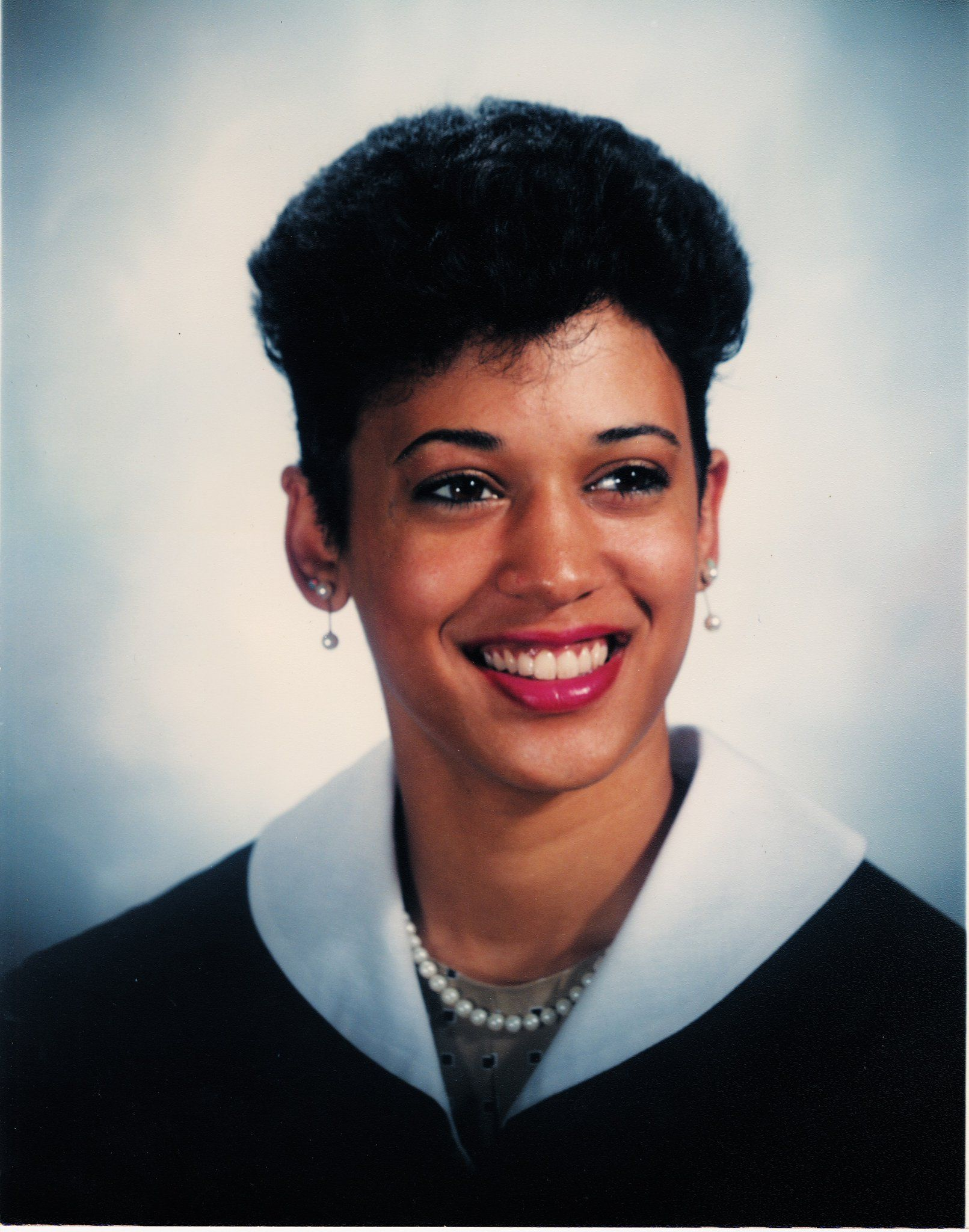 California Senator Kamala Harris As A Young College