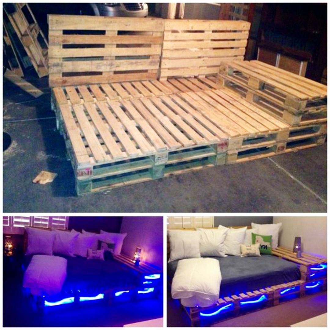 Pallet Projects - 19+ Clever, Crafty and Easy DIY Pallet Ideas ...