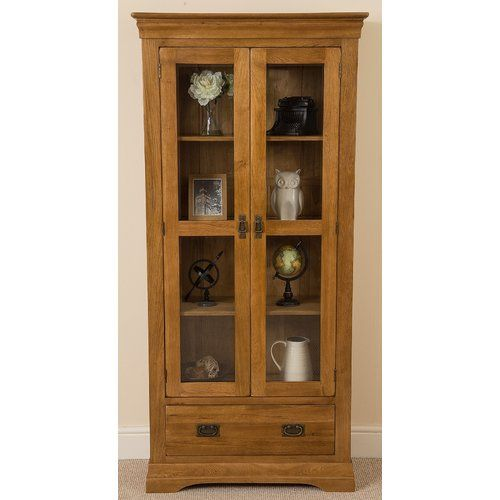 Hobart Standard Display Cabinet Alpen Home Wall Mounted Display