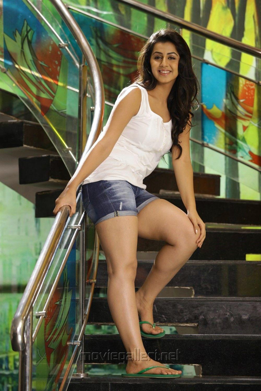 Actress Nikki Galrani In Motta Siva Ketta Siva Movie Stills Hot