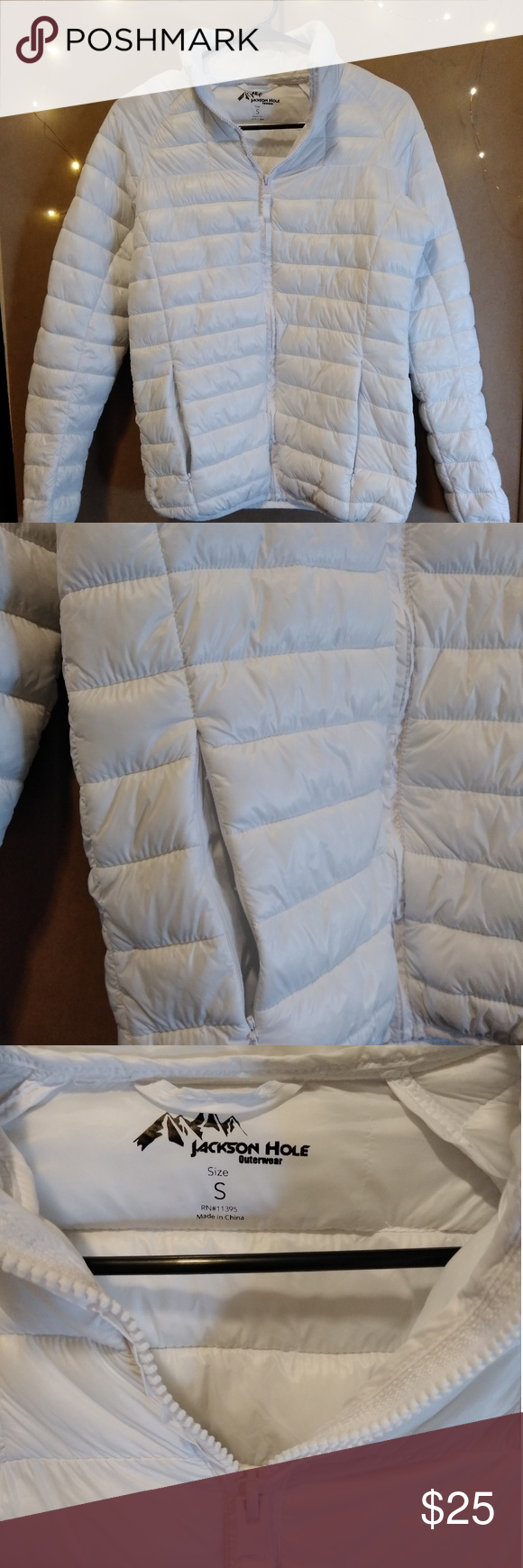White Puffer Jacket Jackson Hole Outerwear Small Clothes Design Jackets Outerwear Jackets [ 1740 x 580 Pixel ]