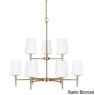 Driscoll 9 light multi tiered chandelier overstock shopping driscoll 9 light multi tiered chandelier overstock shopping great deals on aloadofball Images