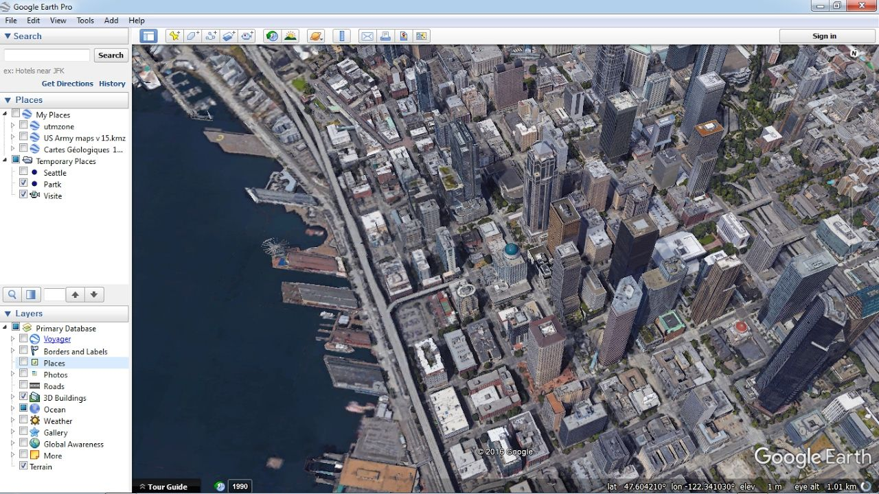 How to make video on Google earth pro | Geospatial / GIS | Pinterest