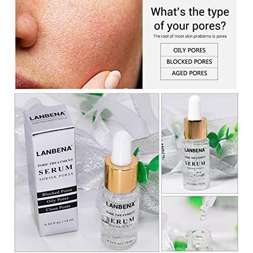 Lanbena Pore Skin Care Serum Essence For Shrinking Pores