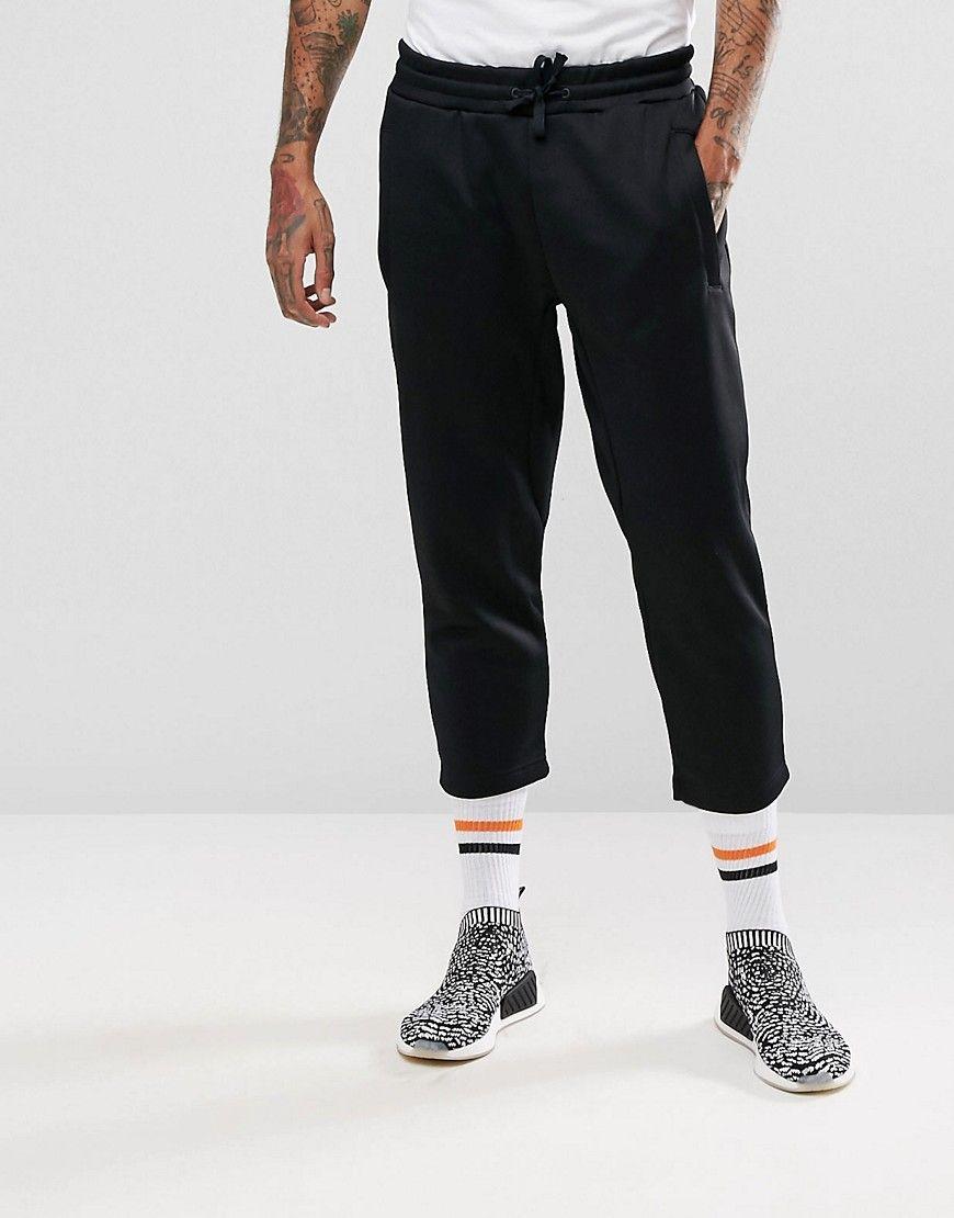 EQT Hawthorne corredores en negro bq2092 negro adidas Originals hombres