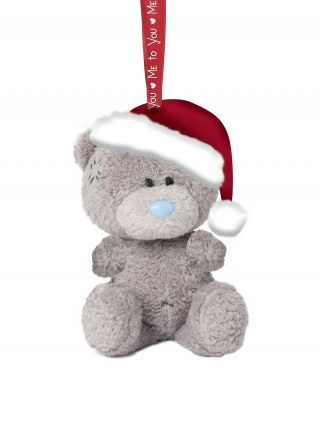 Me To You Tatty Teddy Tree Decoration 4 Soft Toys Gifts