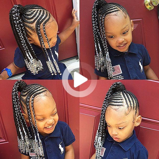 Coiffure Enfant Fille Tresse Enfants Instagram Kidsbraids Kidshairstyles Kidstyle Les Coiffures Pour Enfant Cheveux De Petites Filles Coiffure Fillette