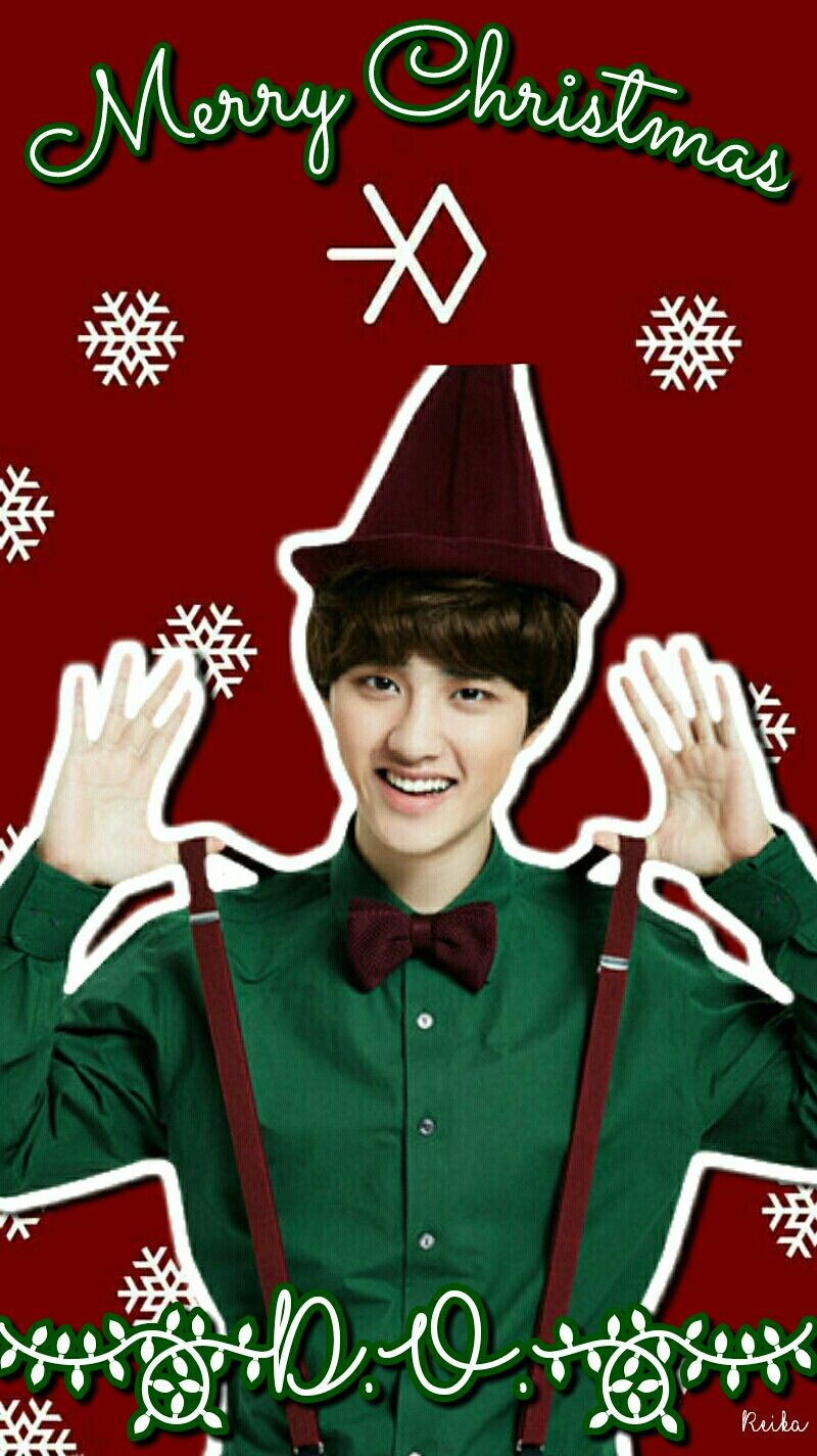 Wishing a Merry Christmas to all EXOL from all around the