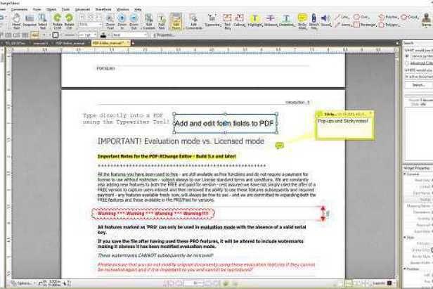 Resultado de imagen de PDF-XChange Editor Plus