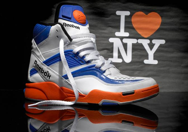"ba85e0cf203 Reebok Classic Pump Twilight Zone ""I Love New York"""