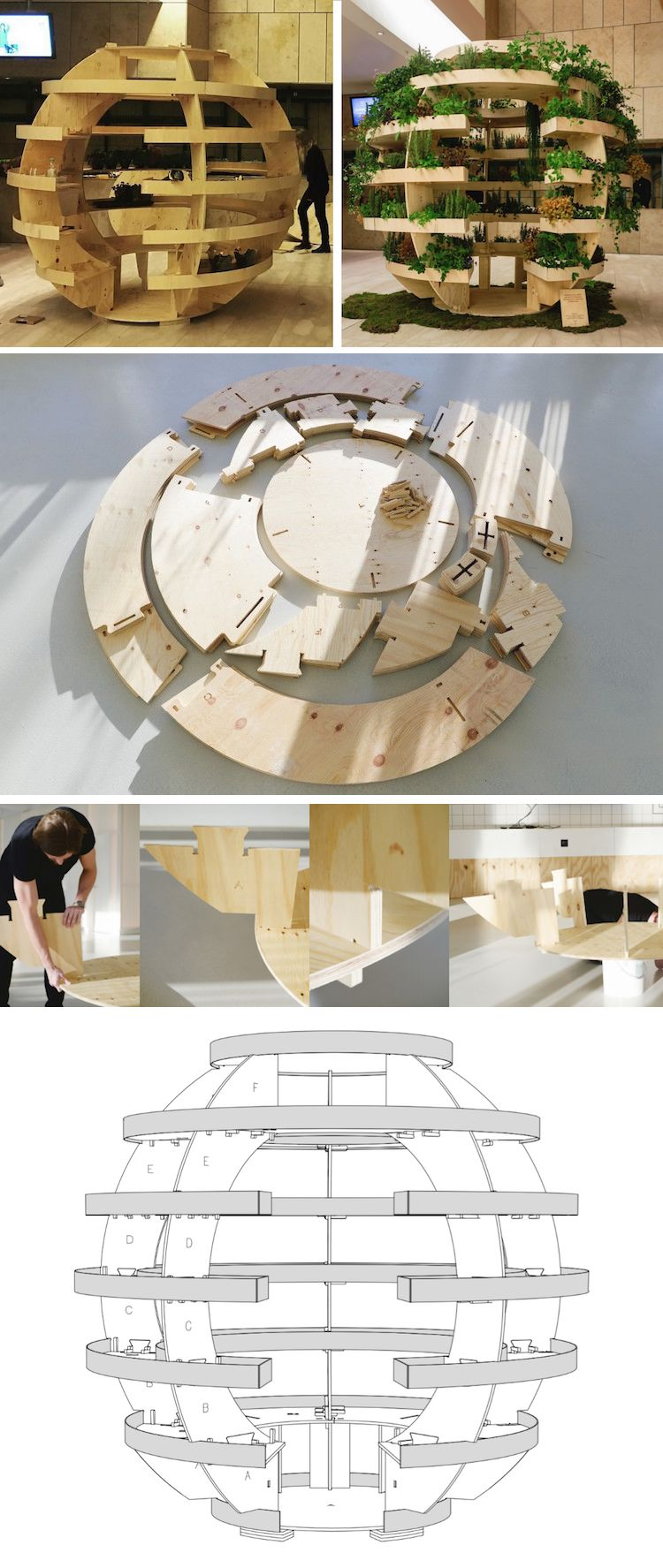 IKEA Releases DIY Instructions to Create Your Own Globe-Shaped ...