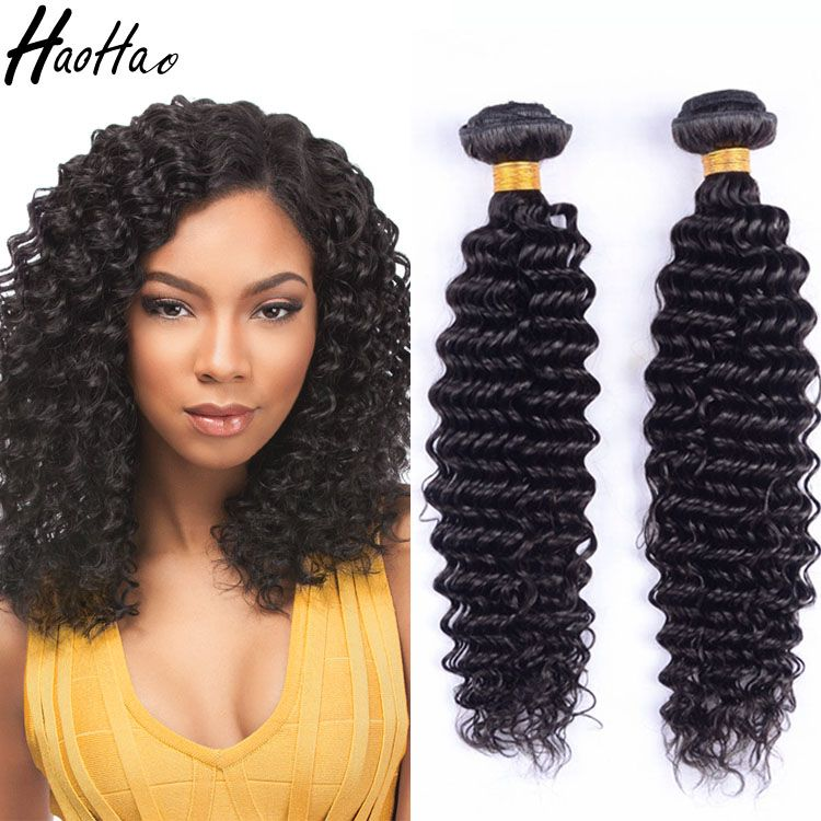 High Quality Double Drawn Distributors Wholesale Different Types Of Curly Weave  Hair 3dd0086e9