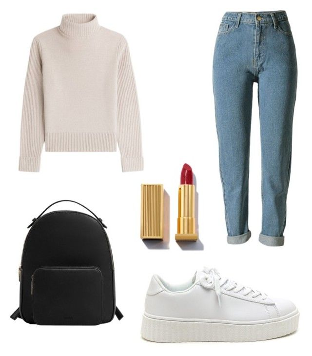 by lanasi on Polyvore featuring мода