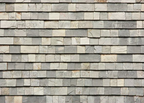 Best Background Texture Of Gray Slab Roof Square Tiles Related 400 x 300