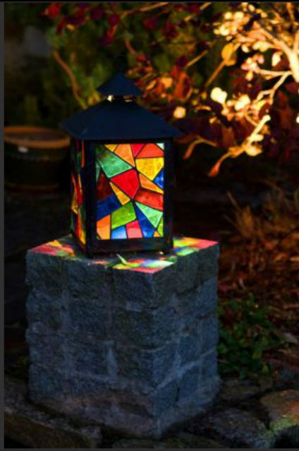 Lanterns | Stained Glass Lamps
