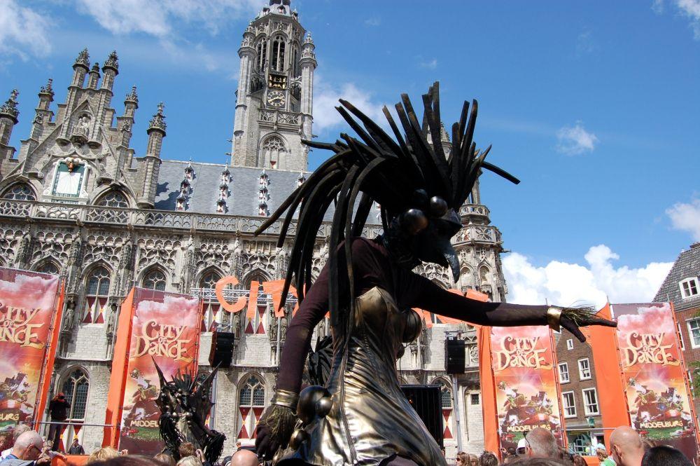 Danceparade in Middelburg