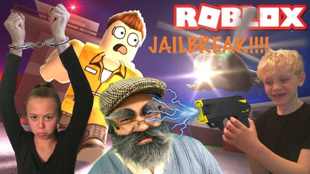 The Best Roblox Jailbreak Escape Plan Run Hide And Escape