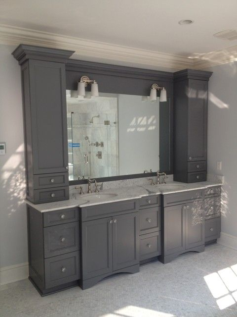 pretty houzz bathroom vanities on storage furniture - Houzz Bathroom Vanities