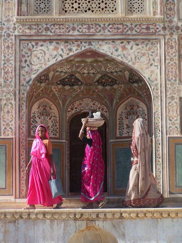 Jaipur Amber Fort I visited November 2012