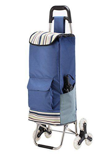 Stair Climbers Best Dollies Folding Shopping Cart Stair Climbing Utility Cart