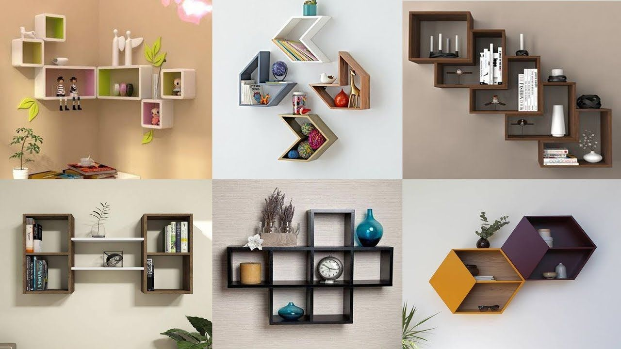Top 10 Corner Wall Shelves Design Ideas 2020 Collection In 2020 Corner Wall Shelves Wall Shelves Design Wall Cubes
