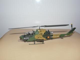 AH-1RO Dracula -       Versión propuesta para Rumanía.