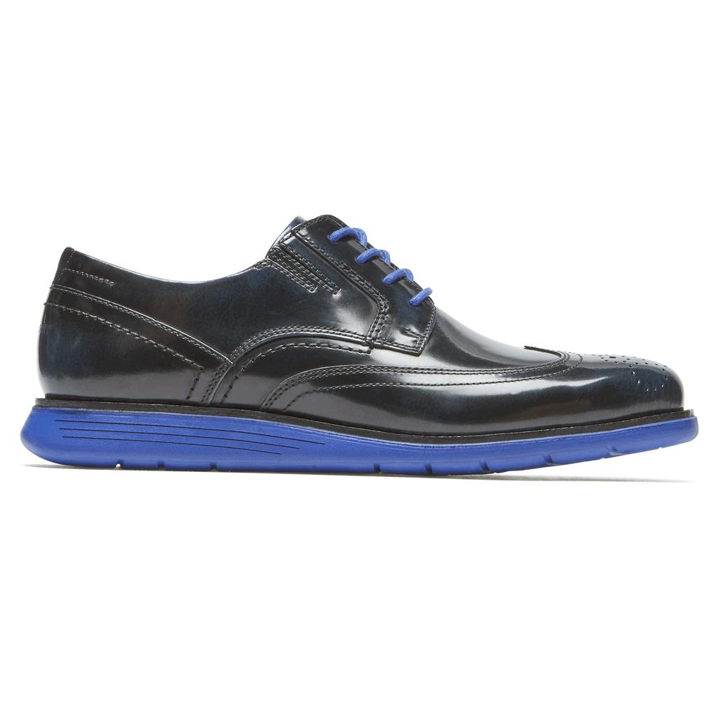 Total Motion Sport Dress Wingtip Casual Dress Shoes Sport Dress Wingtip Shoes [ 1000 x 1000 Pixel ]