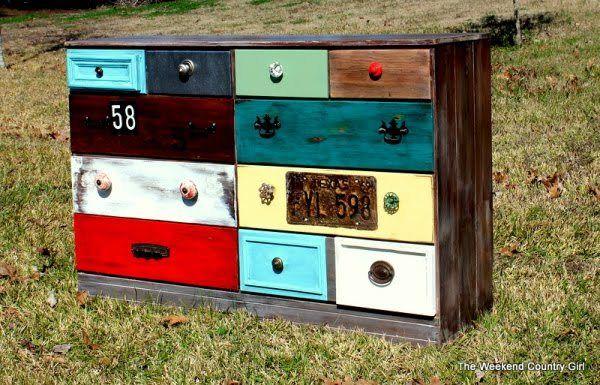 Funky Dresser