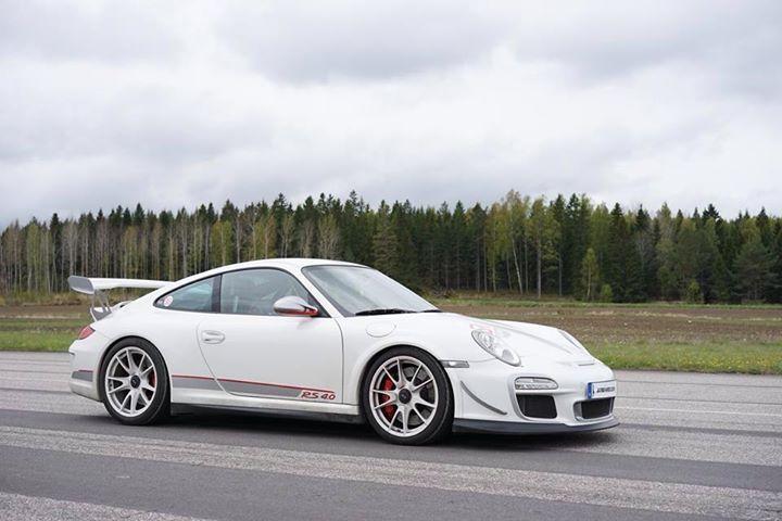 Porasche 911 997 GT3 RS 4.0