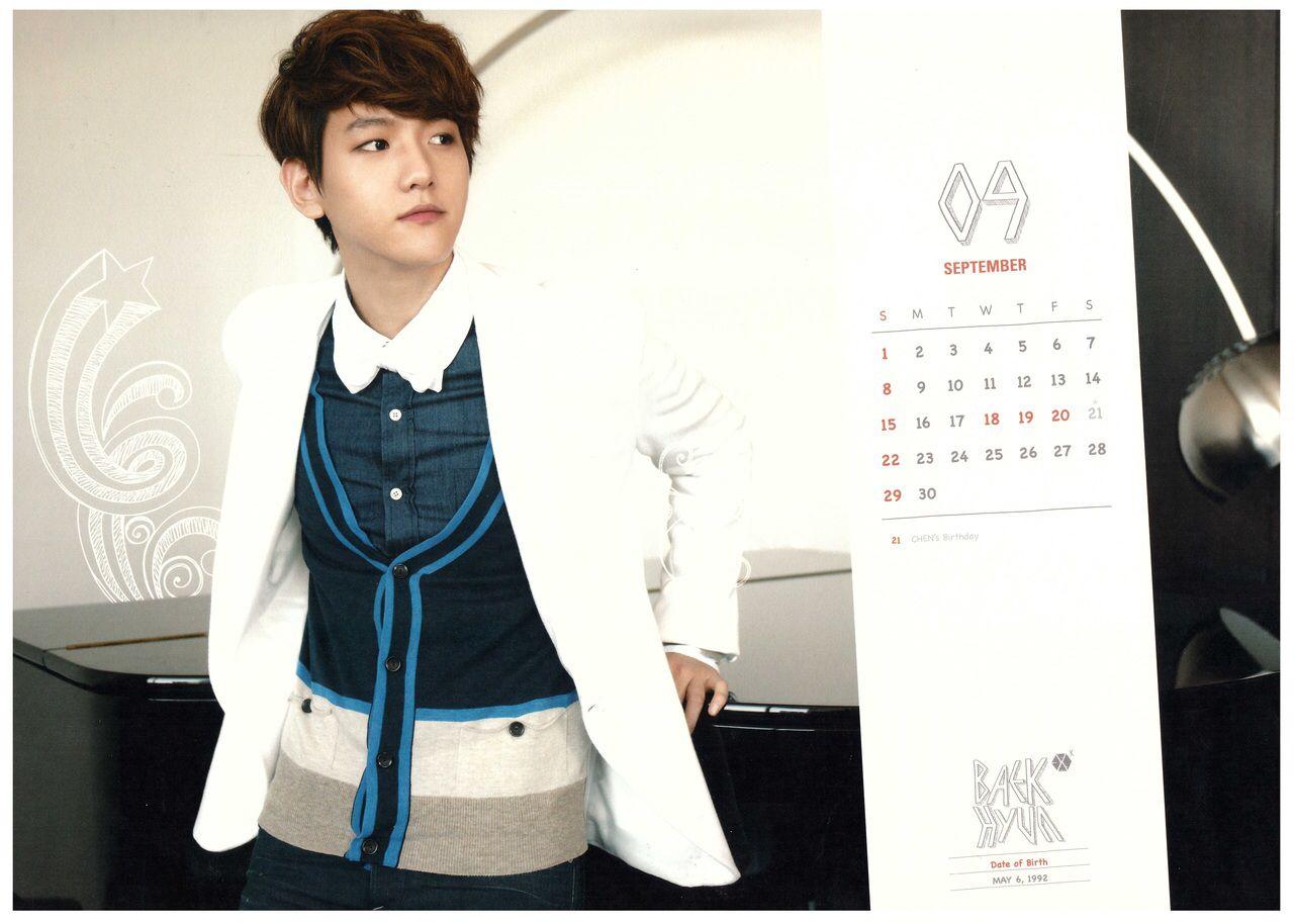 exo calendar 2013