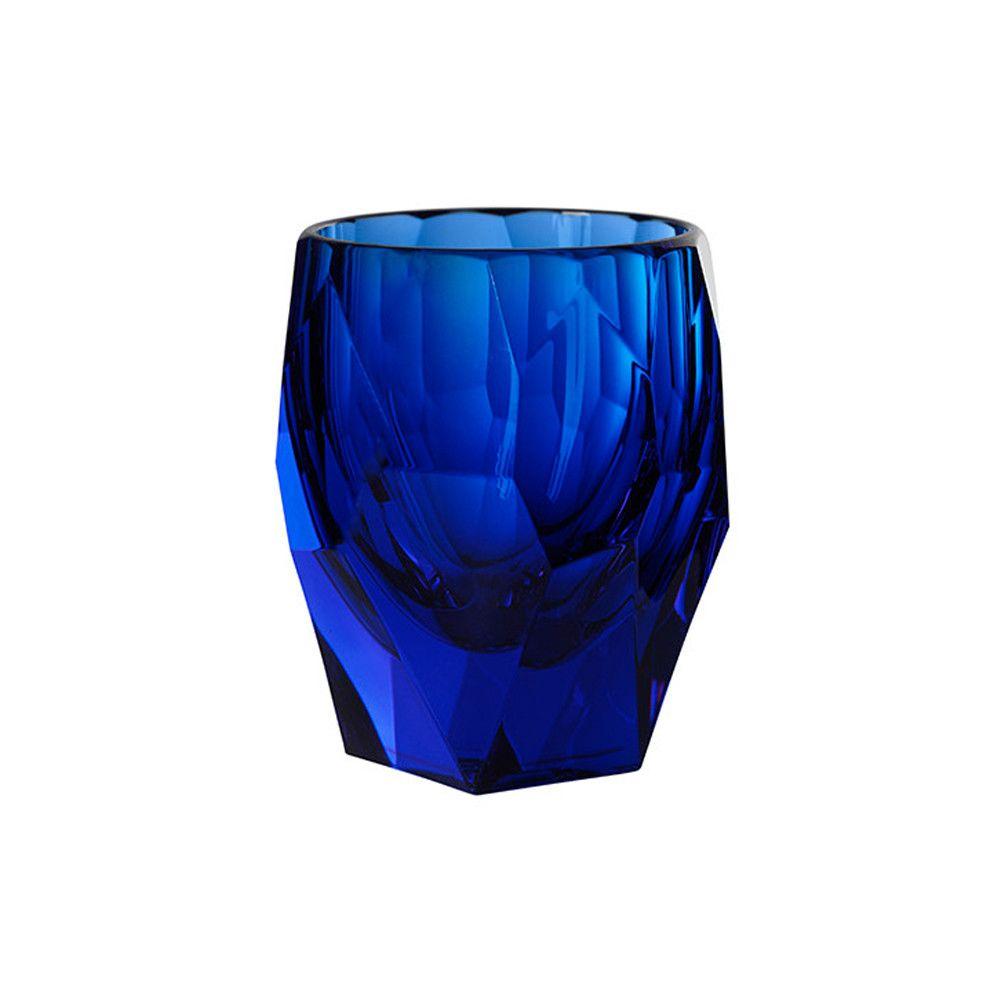 Mario Luca Giusti Milly Trinkglas Aus Acryl Blau Jetzt Bestellen