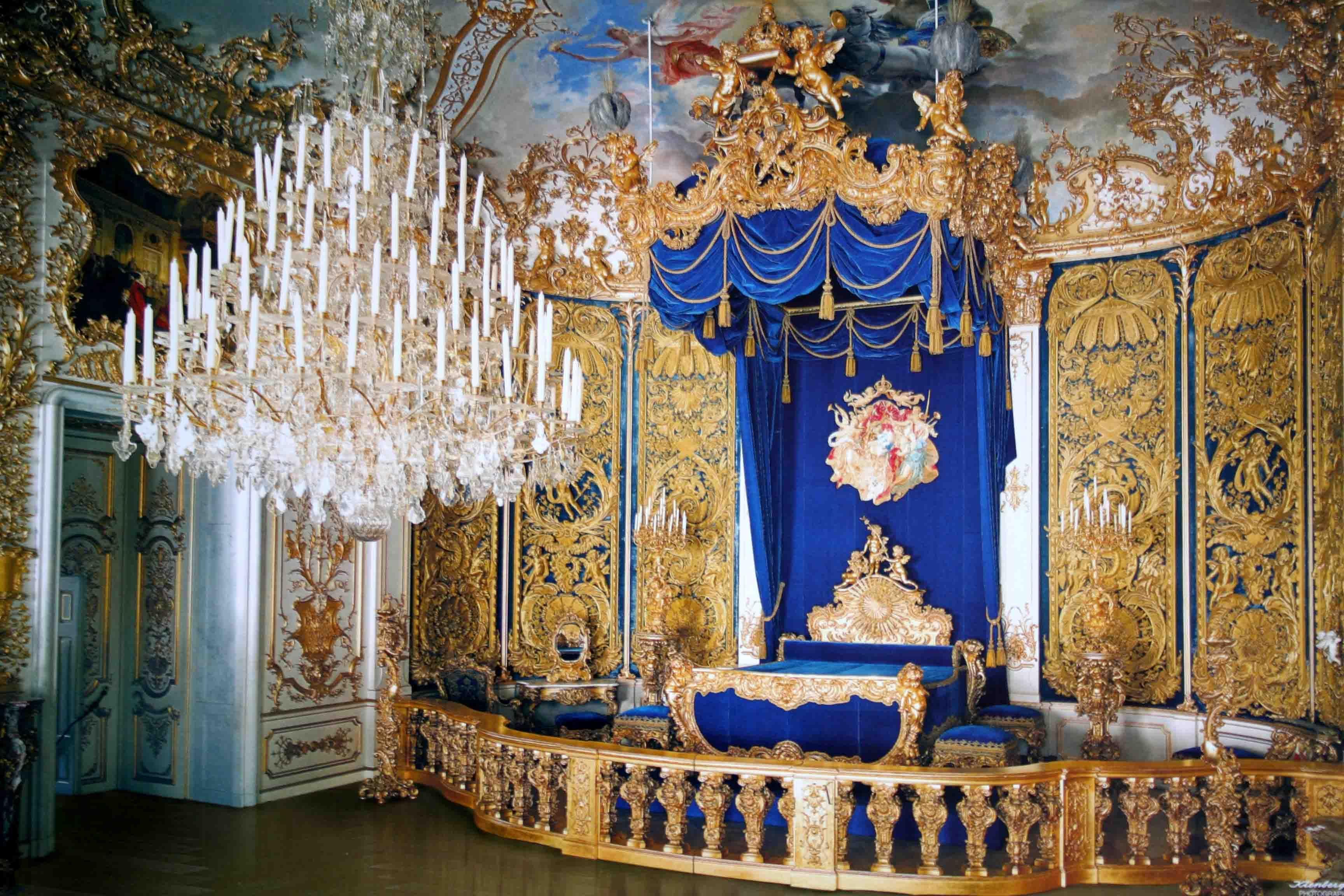Schloss Neuschwanstein C P Vagners Castles Interior Royal Castles Germany Castles