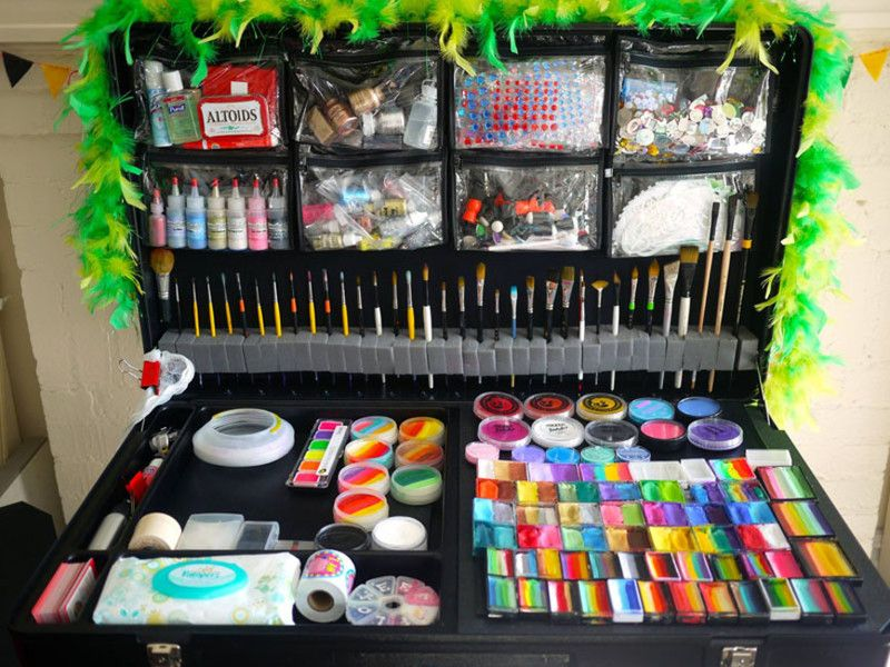 Facepaint kits google search face painting fun pinterest facepaint kits google search sciox Images
