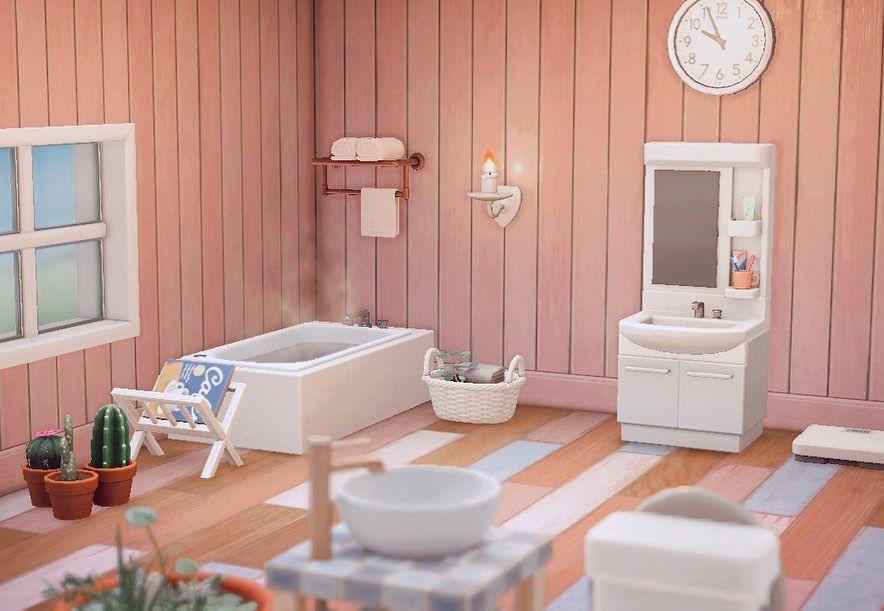 Bathroom Design Ideas Acnh Decoomo