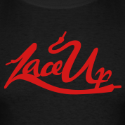 Lace Up T-Shirts Design