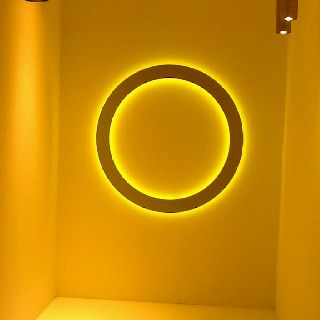 Dan flavin eat your heart out!