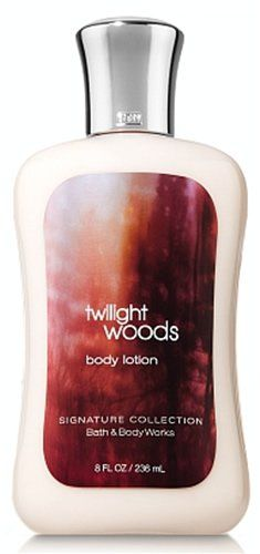 Bath Body Works Twilight Woods Original Signature Holiday Adds