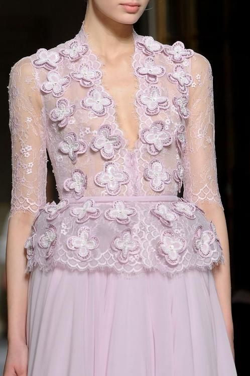 Georges Hobeika Details Haute Couture  #Georges Hobeika Details Haute Couture