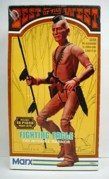 Johnny West's Best of the West: Fighting Eagle, 1967